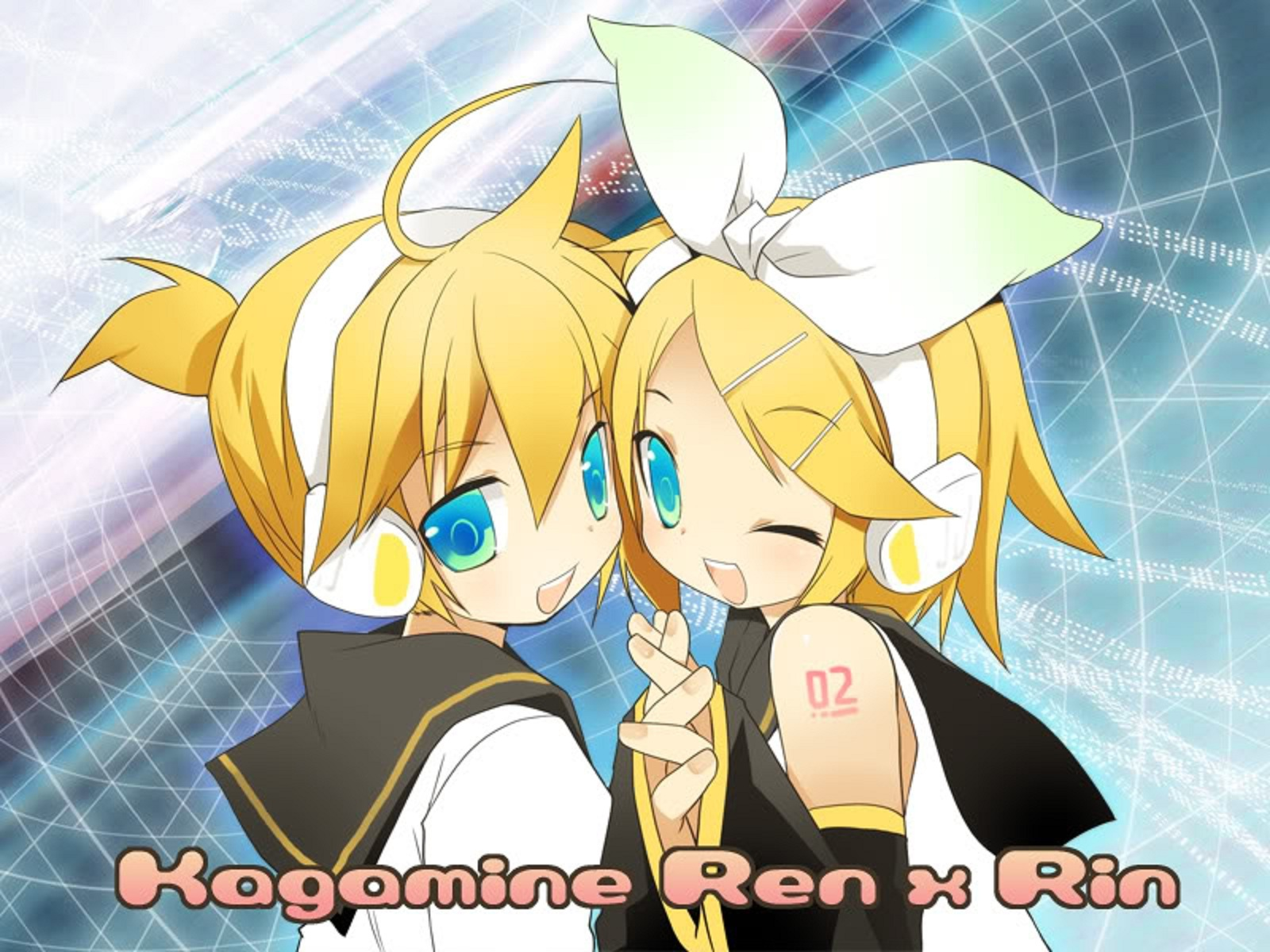 Kagemine Rin X Len